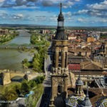 Zaragoza. Camino del Ebro