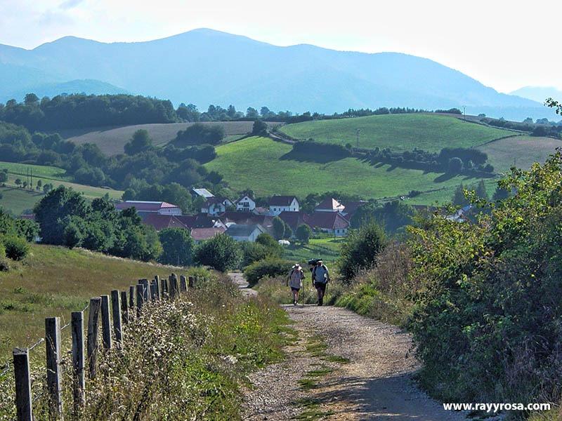 Roncesvalles-Larrasoaña
