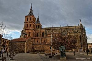 San Martín del Camino-Astorga