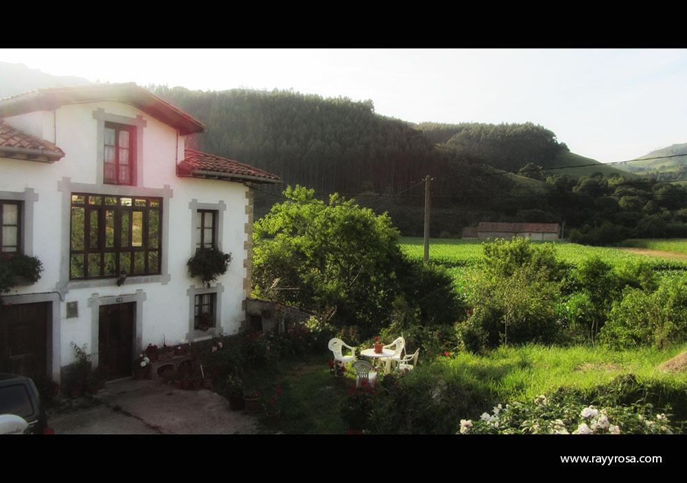 Casa típica de Gandarilla