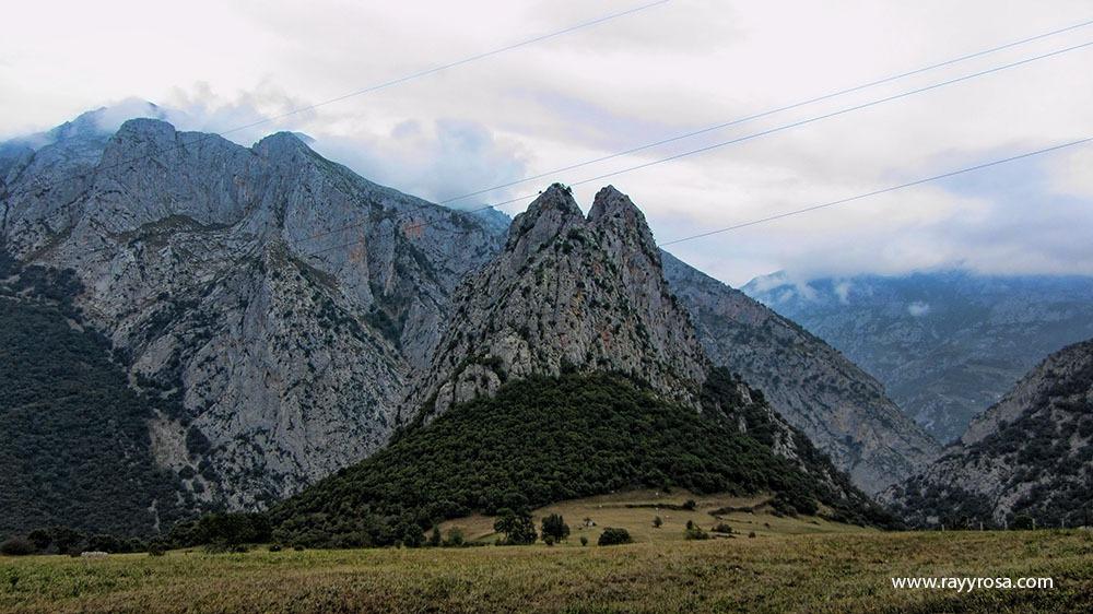 Cuetu Valle a éste lado del Desfiladero