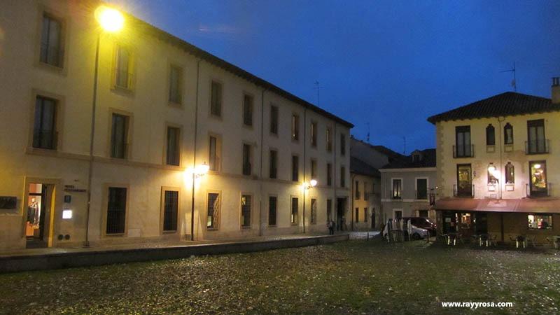 Albergue del Monasterio de las Benedictinas