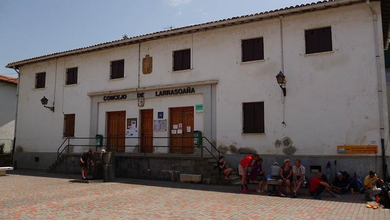 Albergue-de-Larrasoana