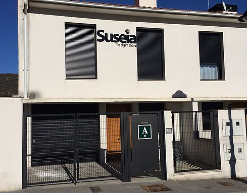 albergue suseia zubiri