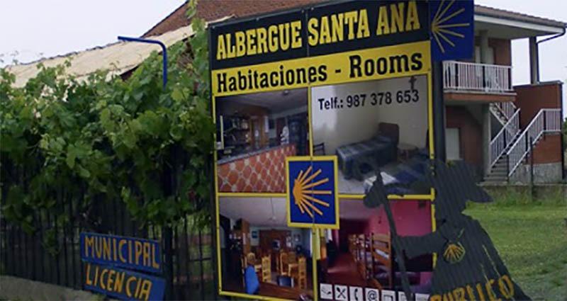 Albergue Santa Ana