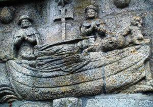 Barca apostol