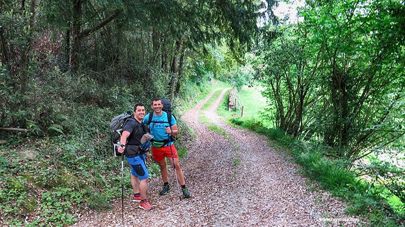 Camino de Gandarilla
