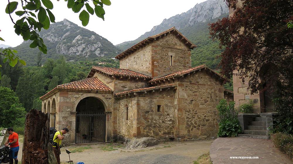 Santa María de Lebeña (s.X)